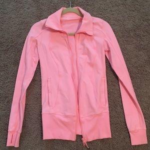 Lululemon Pink jacket size 4